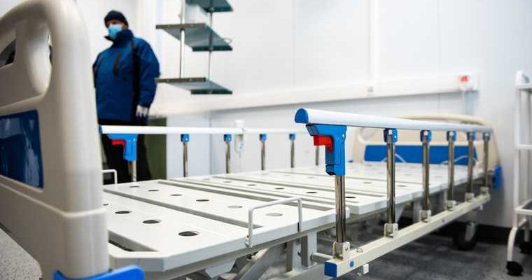 В больницах ЯНАО закрывают отделения для лечения коронавируса
