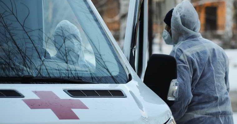 В РФ резко выросло число смертей от коронавируса за сутки